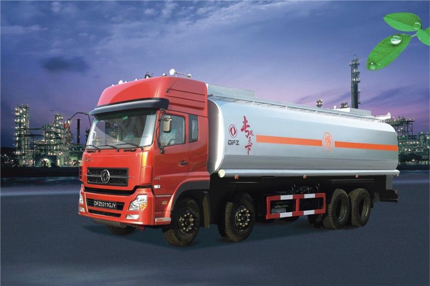东风30方-40方油罐车展示图2