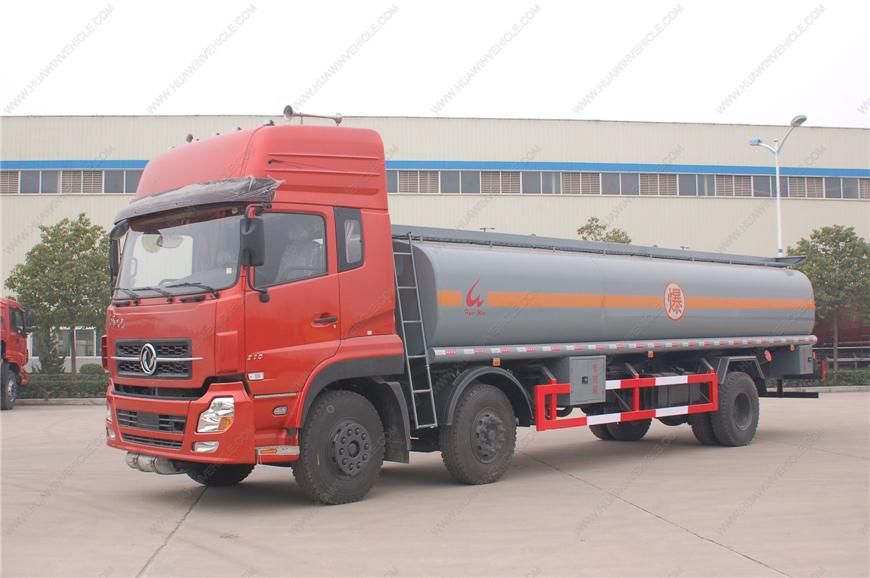 东风30方-40方油罐车展示图10