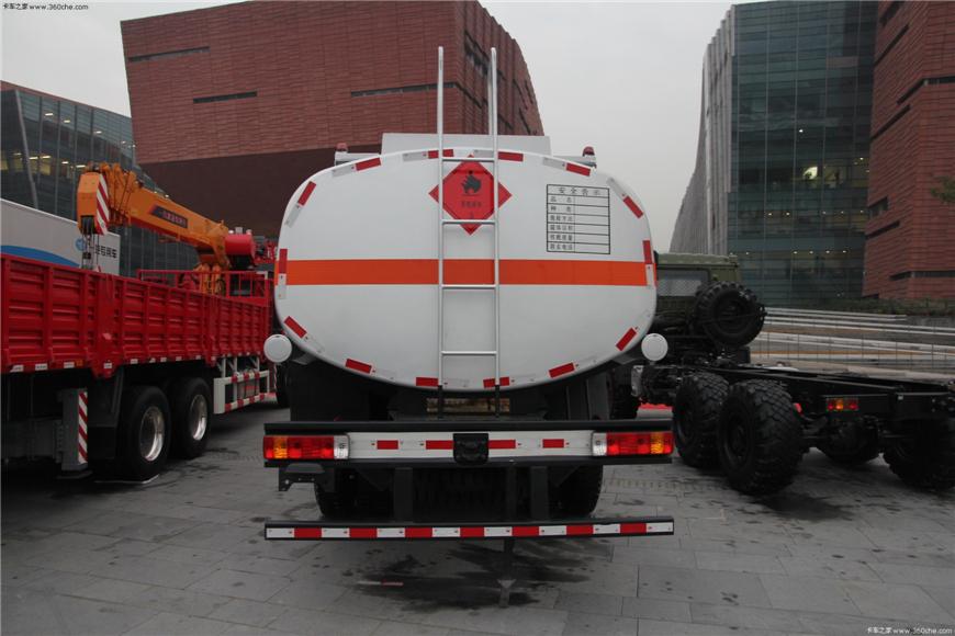 东风30方-40方油罐车展示图7